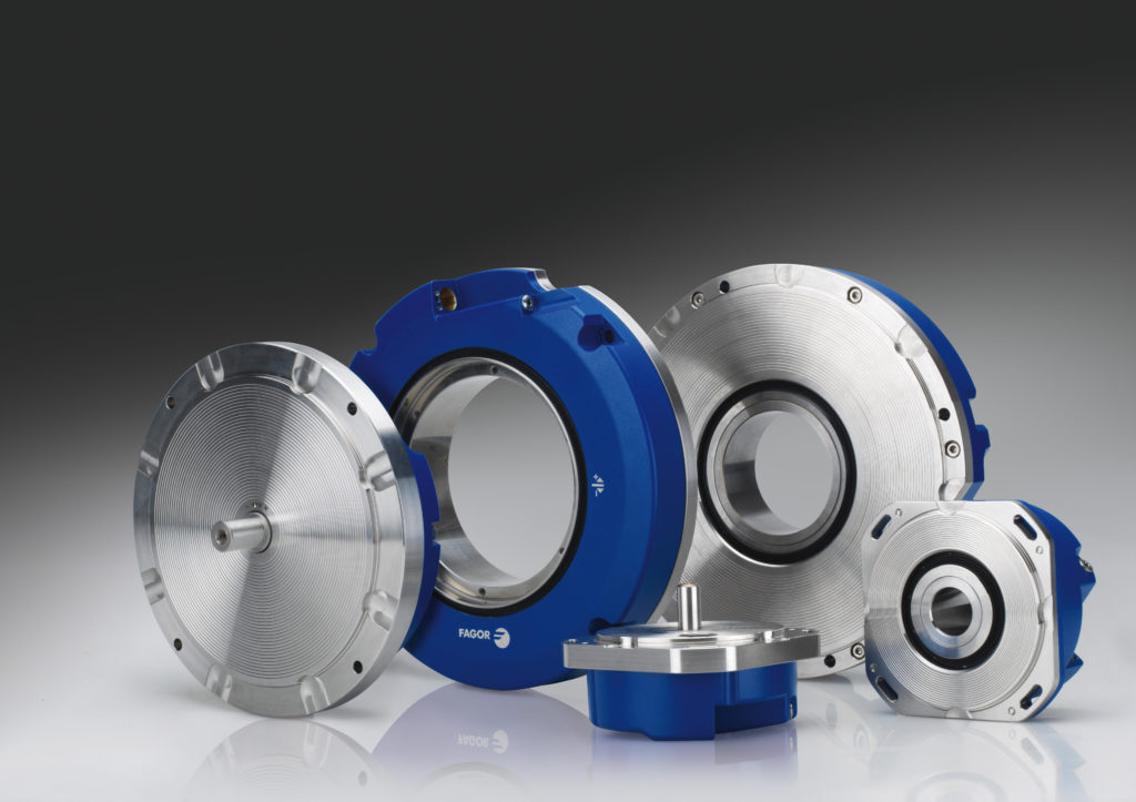 Angle encoder by Fagor Automation