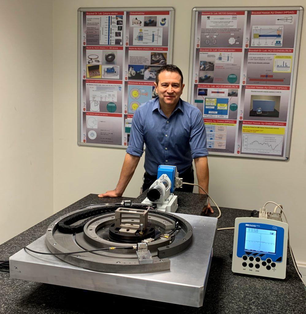Dr Tanfer Yandayan, Chief Research Scientist at the Turkey-based TÜBİTAK National Metrology Institute, TÜBİTAK UME